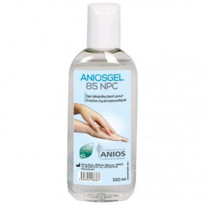 Illustration Aniosgel 85 NPC gel hydroalcoolique 100ml