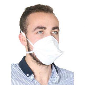 Illustration Masque respiratoire FFP2