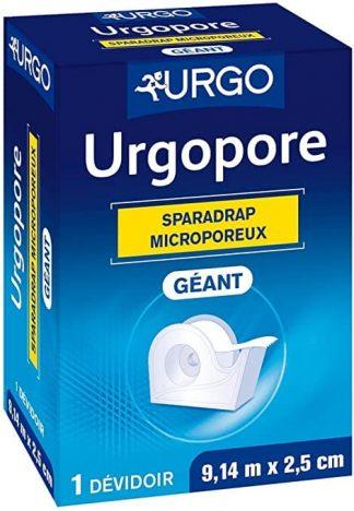 Illustration Micropore Urgopore