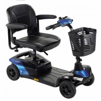 Illustration Scooter Colibri Invacare Indoor