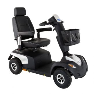 Illustration Scooter Comet Pro Invacare Outdoor